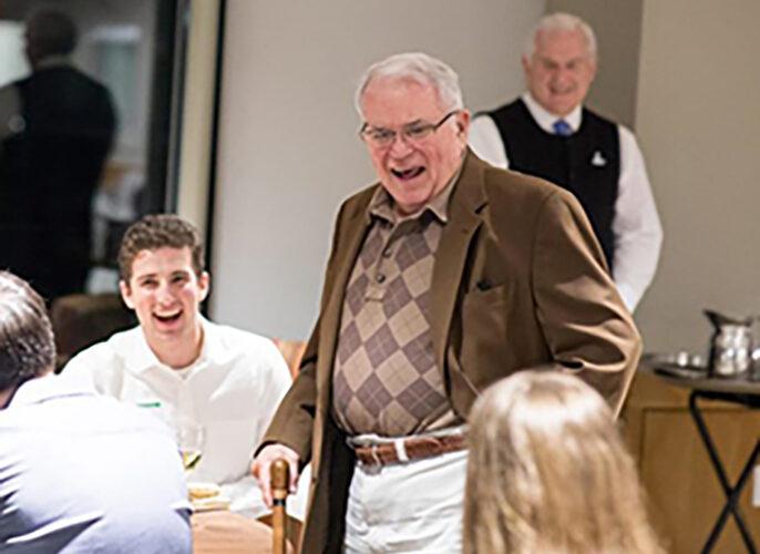 Olin alumni meet Wood Scholarship Challenge, raise $400,000